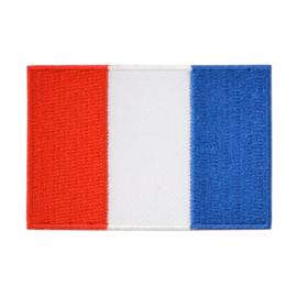 Embleem vlag Frankrijk