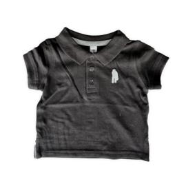 Ôot Ketuur Kinderpolo - Zwart