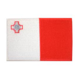 Embleem vlag Malta