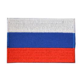 Embleem vlag Rusland