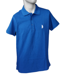 Ôot Ketuur Polo - Heren - Ocean Blue