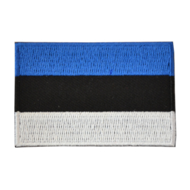 Embleem vlag Estland