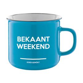 Mok 'Bekaant weekend' | Goed Gemòkt