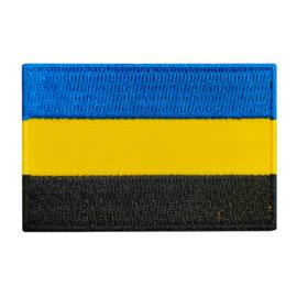 Embleem vlag Gelderland