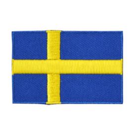Embleem vlag Zweden