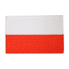 Embleem vlag Polen