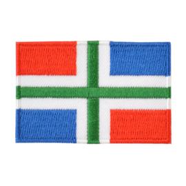 Embleem vlag Groningen