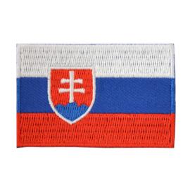 Embleem vlag Slowakije