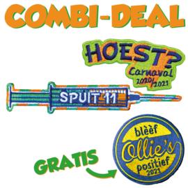 Combi-deal emblemen