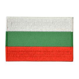 Embleem vlag Bulgarije