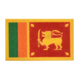 Embleem vlag Sri Lanka