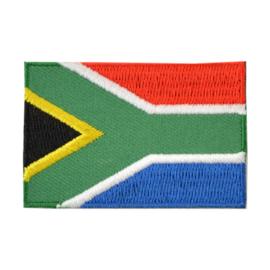 Embleem vlag Zuid-Afrika
