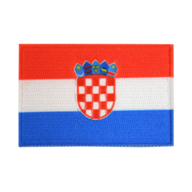 Embleem vlag Kroatië