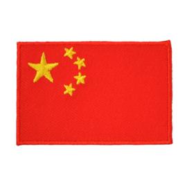 Embleem vlag China