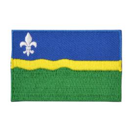 Embleem vlag Flevoland
