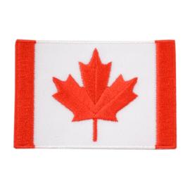 Embleem vlag Canada
