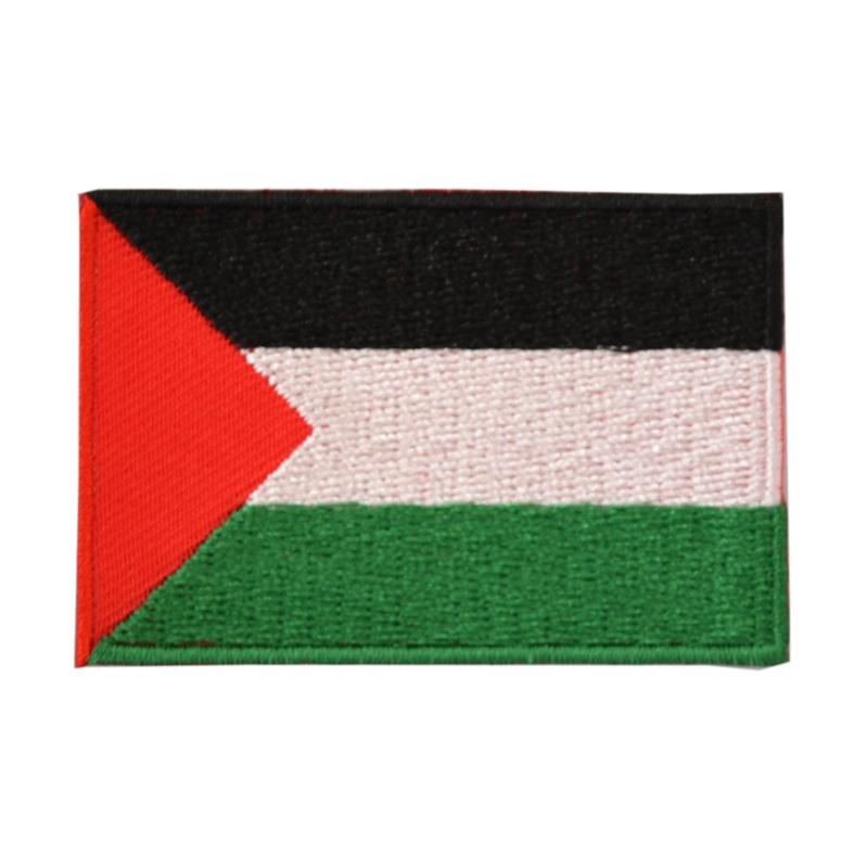 Embleem vlag Palestina