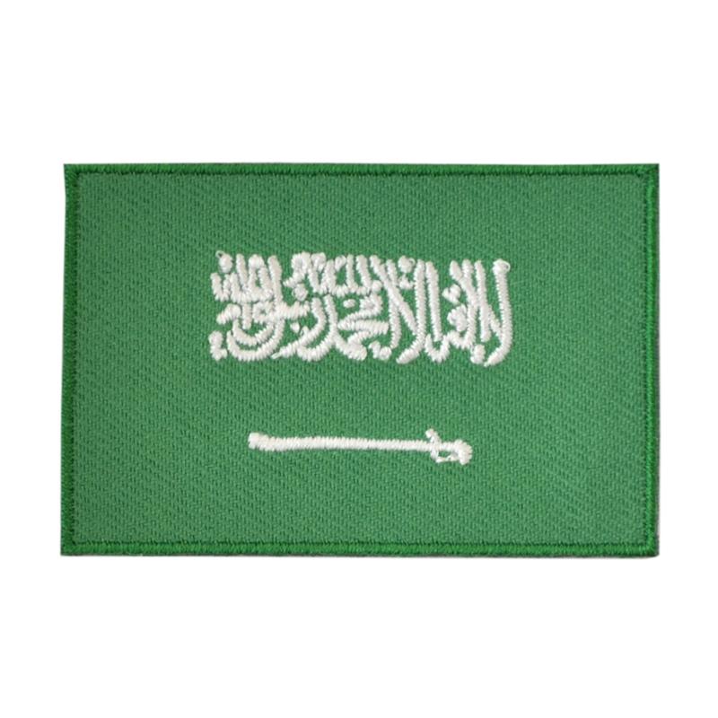 Embleem vlag Saudi-Arabië