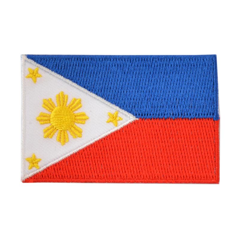 Embleem vlag Filipijnen