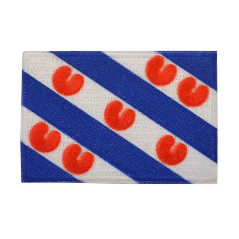 Embleem vlag Friesland