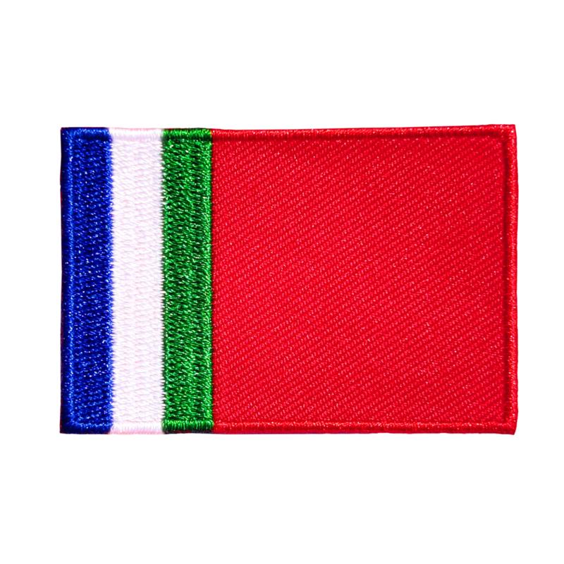 Embleem vlag Molukken
