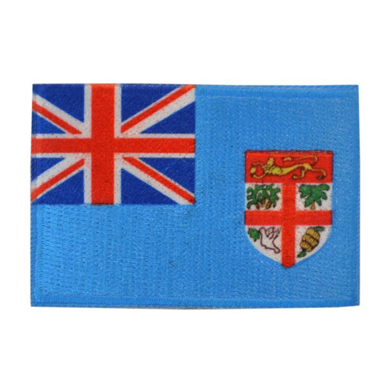 Embleem vlag Fiji