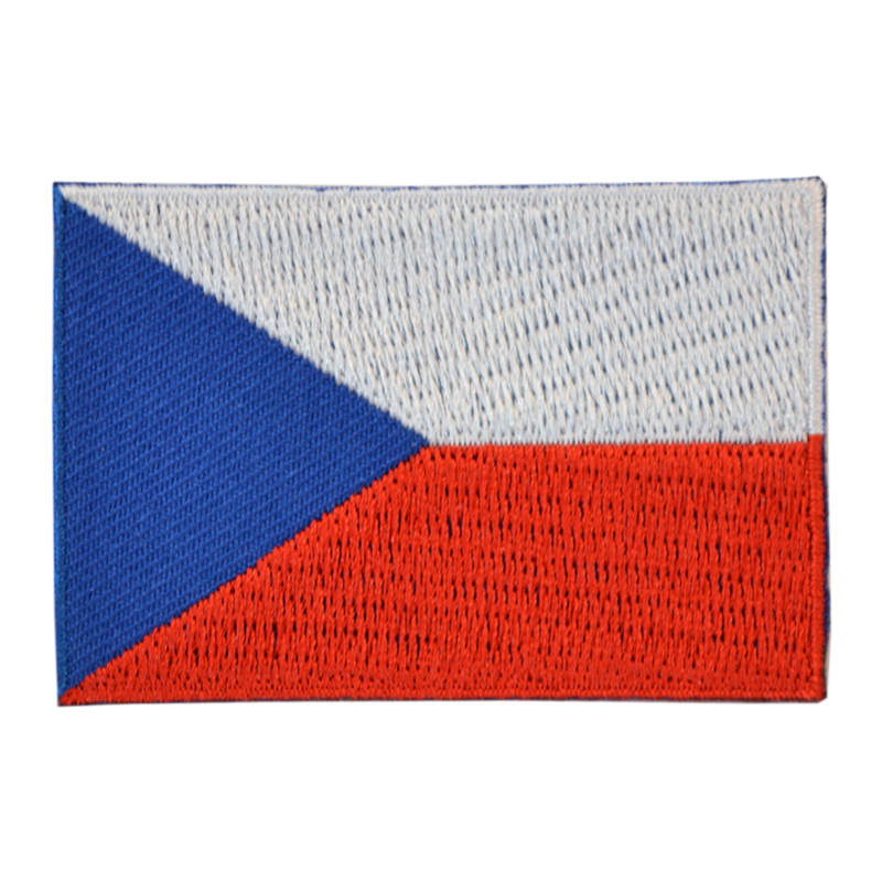Embleem vlag Tsjechië