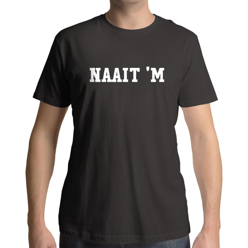Naait 'm t-shirt