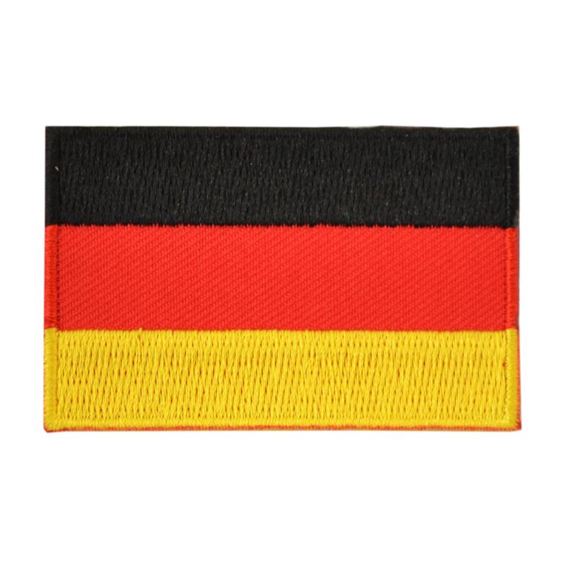 Embleem vlag Duitsland