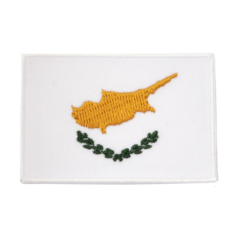 Embleem vlag Cyprus