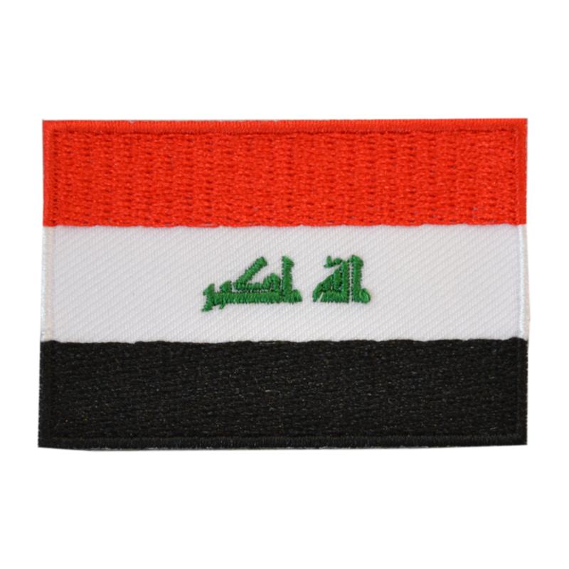 Embleem vlag Irak