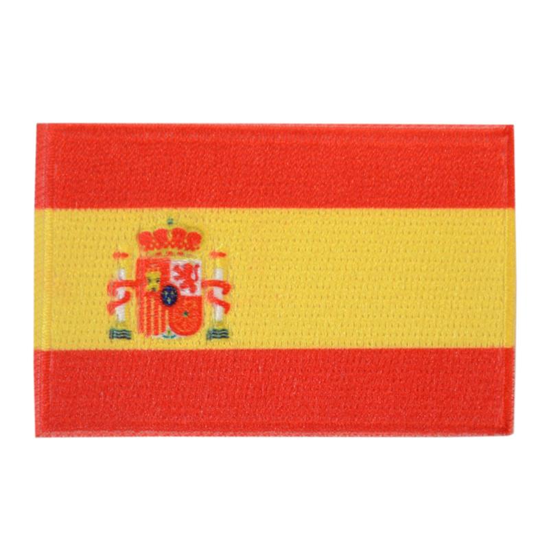 Embleem vlag Spanje