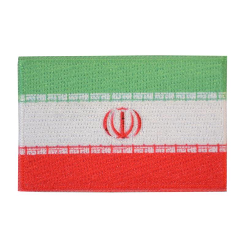 Embleem vlag Iran