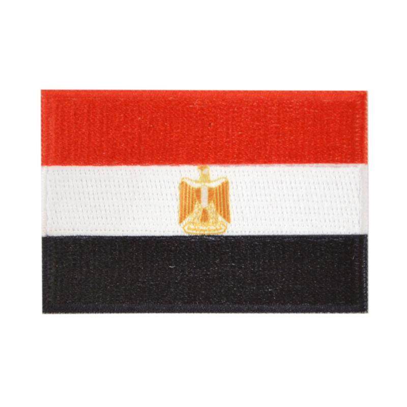 Embleem vlag Egypte