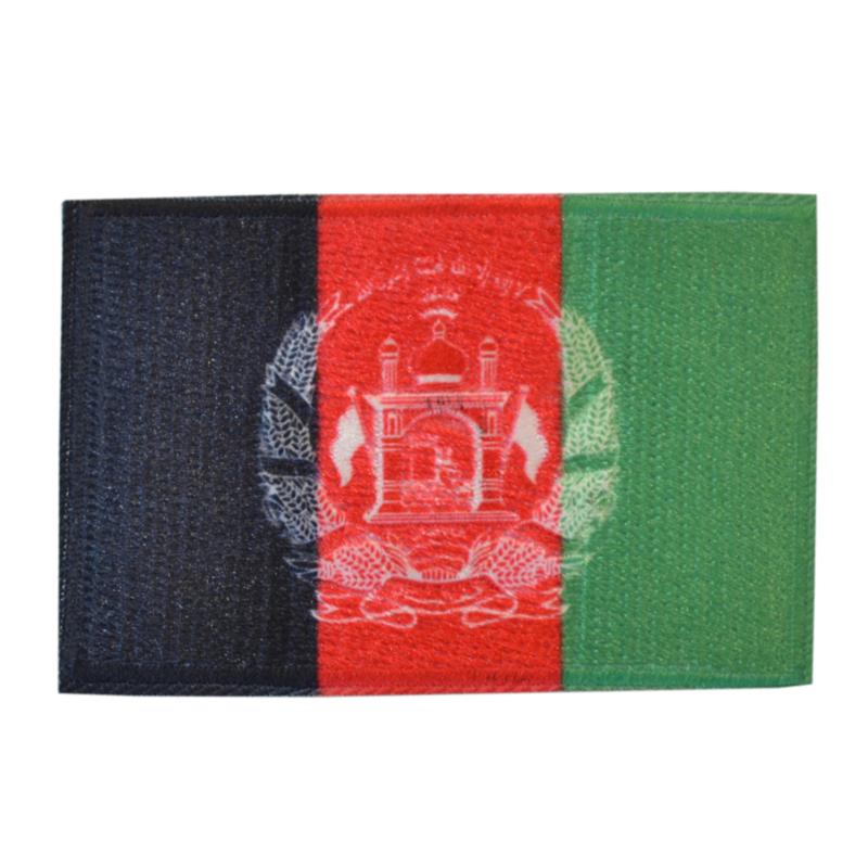Embleem vlag Afghanistan