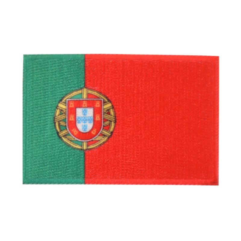 Embleem vlag Portugal