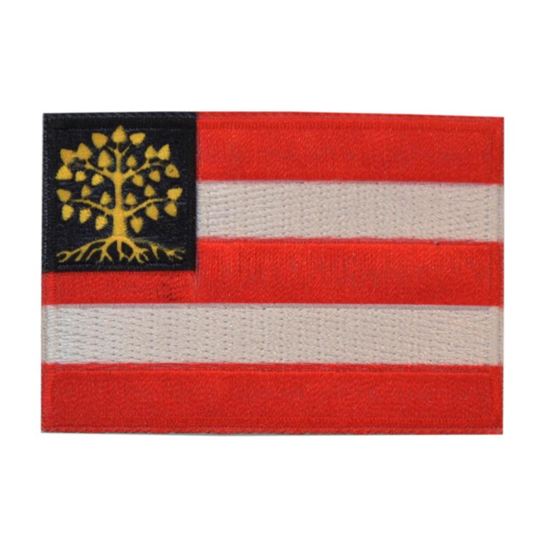 Embleem vlag Den-Bosch