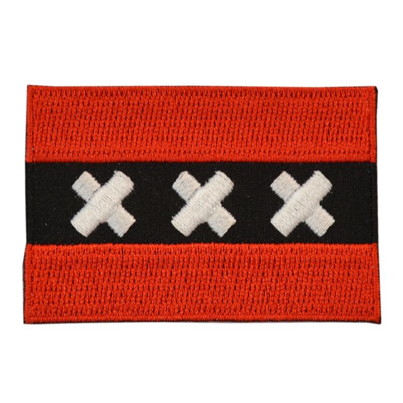 Embleem vlag Amsterdam