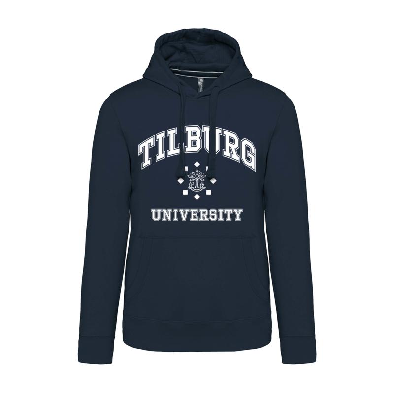 Tilburg University Hoodie navy (official)