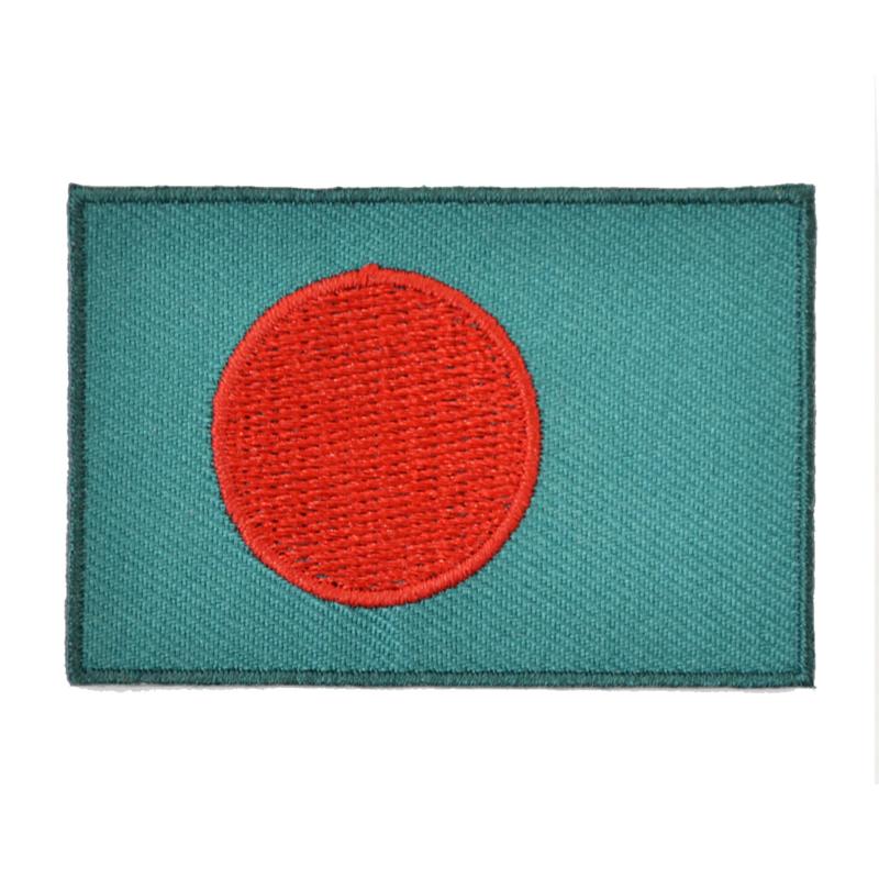 Embleem vlag Bangladesh