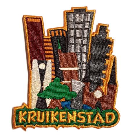 Embleem Kruikenstad-skyline