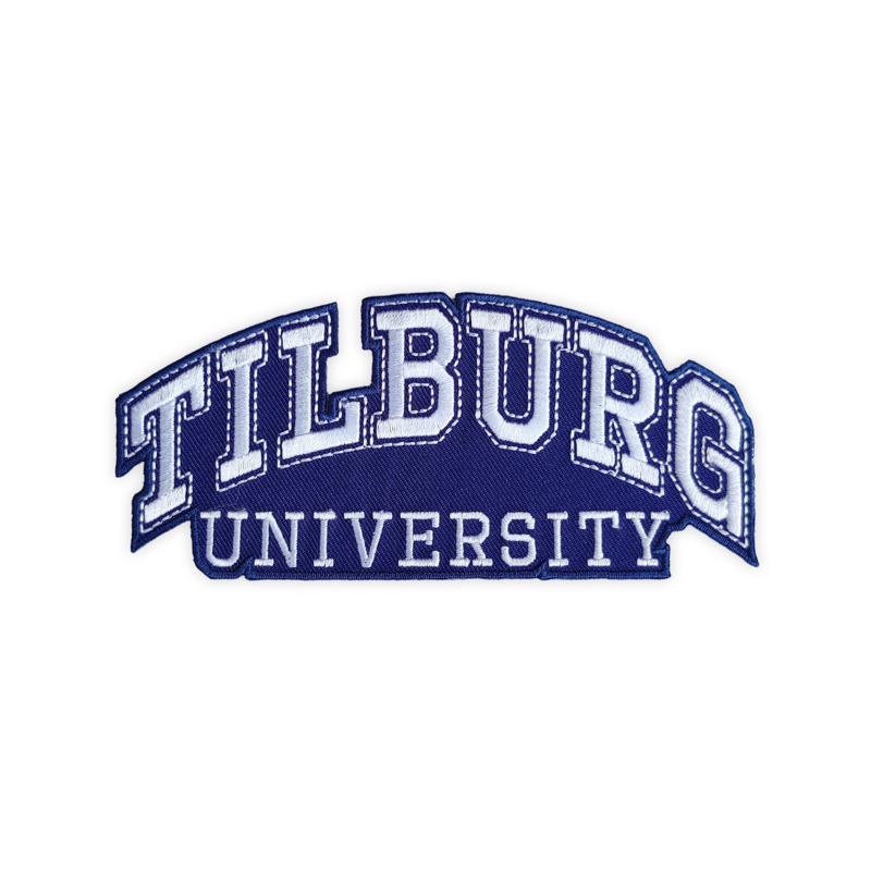 Tilburg University Embleem woordmerk (official)