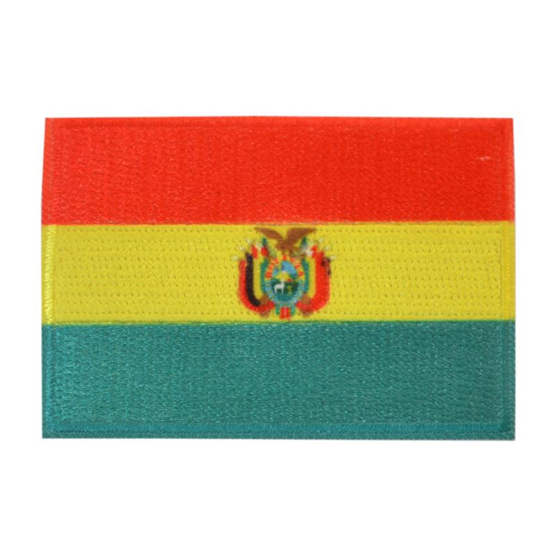 Embleem vlag Bolivia