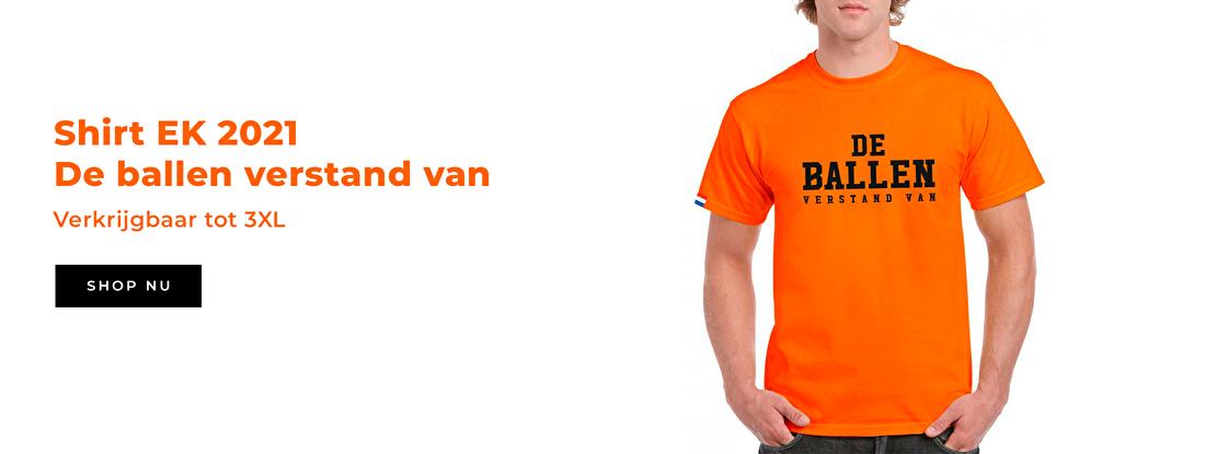 Shirt EK 2021 - Ollie's