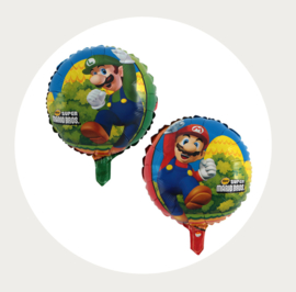 Super Mario folie ballon