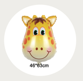 Folie ballon giraf