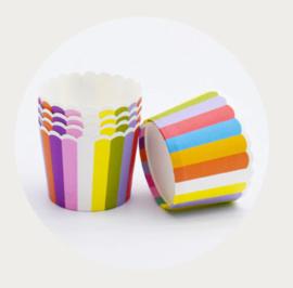Cupcake bakvormpjes / traktatie bakjes