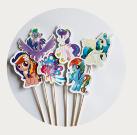 traktatieprikker My Little Pony 1
