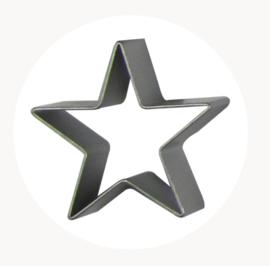 (koekjes) uitsteker ster