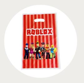 Traktatie zakjes / uitdeelzakjes Roblox